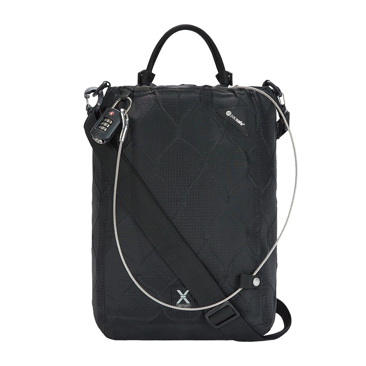 Vw Campervan Accessories >> Pacsafe Travelsafe X15 Travel Safe Bag
